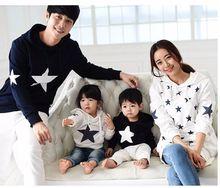 Повседневные одинаковые комплекты для семьи; одежда мамы и дочки;