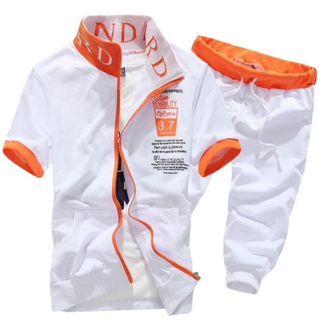 1514be3c 2019 Новое поступление модных женских сапог для мужчин спортивный костюм с  коротким рукавом Повседневный спортивный костюм толстовки с капю.