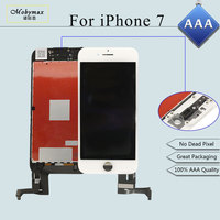 Mobymax Ecran Module For IPhone 7 4 7 A1660 A1778 A1779 LCD Display Touch Screen Digitizer