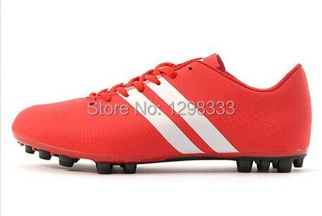 Copa do mundo vermelho sapatos unha quebrada AG futebol chuteiras althletic  TF oficial sintético Brasil Portugal 426de864bcec3