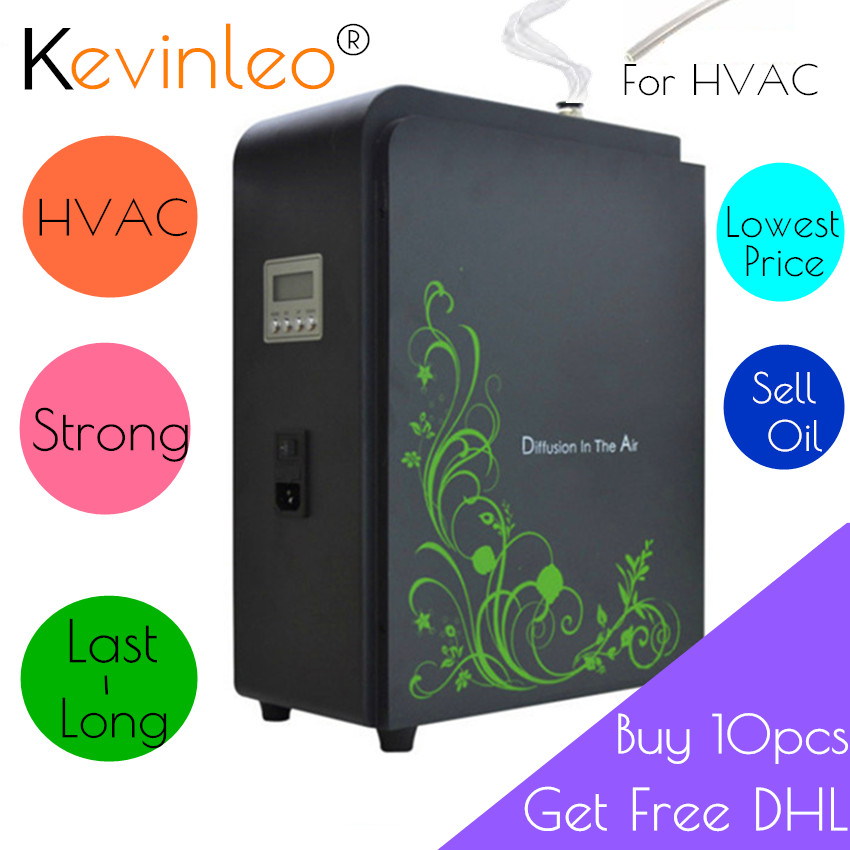 5,000m3 Aroma Machine 500ml Cartridge 200V Fragrance Machine Scent Unit Dispenser Aroma System -1 Year Warranty