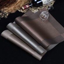 Waterproof Slip-resistant Dining Table Mats 4 pcs/Set