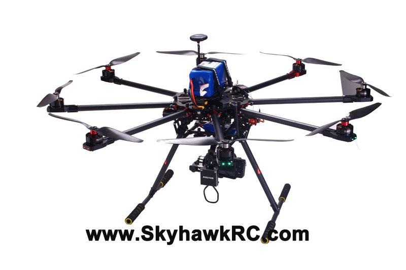 DJI s1000 Octocopter F900 quadcopter frame kit carbon