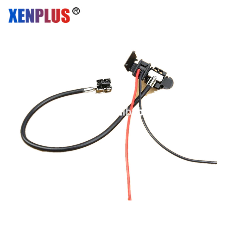 2 x Hella Xenon HID Ballast Wiring Harness Cord Wire Plug