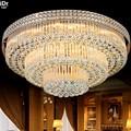 Circular living room lamp crystal lamp S King Cake bedroom living room lights LED lights Ceiling Lights Rmy-071
