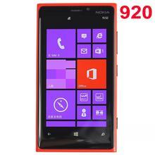 Lumia 920 Мобильный телефон Nokia 920 Windows Phone rom 32 ГБ 8.7MP wifi разблокированный 3g 4G Восстановленный мобильный телефон