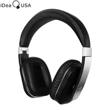 IDeaUSA S204 Pliable Sans Fil Bluetooth Casque Réduction Du Bruit et Sur-Oreille Casque Bluetooth 4.0 + EDR Apt-X avec Microphone