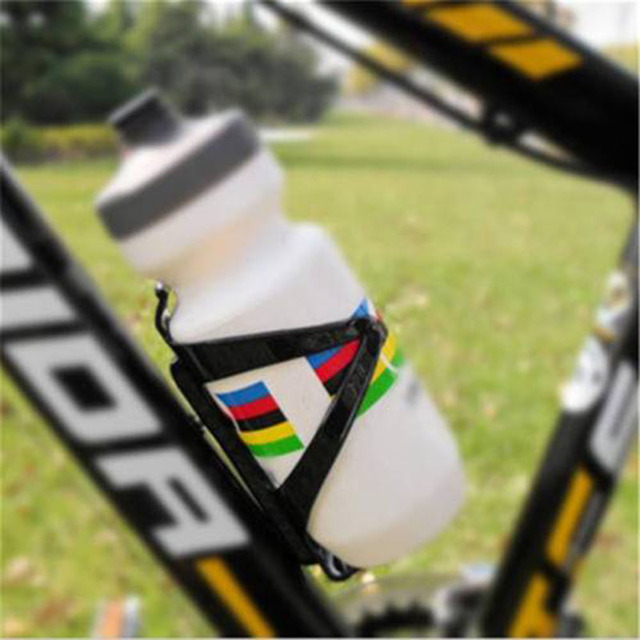 Bike Bottle Cage Fiberglass Fiber Glass Cycling Bicycle Water Bottle Cage Bottle Holder