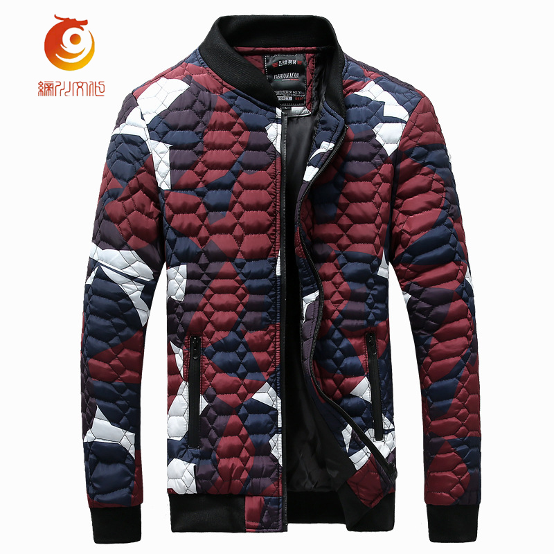 Mens Winter Parka Jackets Fashion Camouflage Style Slim Jacket Men  High Quality Cotton Keep Warm Casual Men Jacket Size 4XL luxberry детский плед imperio 149 цвет голубой 100х150 см