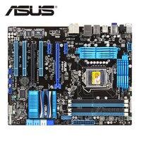 ASUS P8P67 1155 Original ASUS P8 P67 32nm Motherboard Socket LGA 1155 ATX DDR3 USB3.0 32GB Desktop Computer PC Mainboard