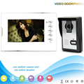 Chuangkesafe . V70D-L 1V1 Manufacturer wired video door phone /video doorbell /video intercom system with Water-proof