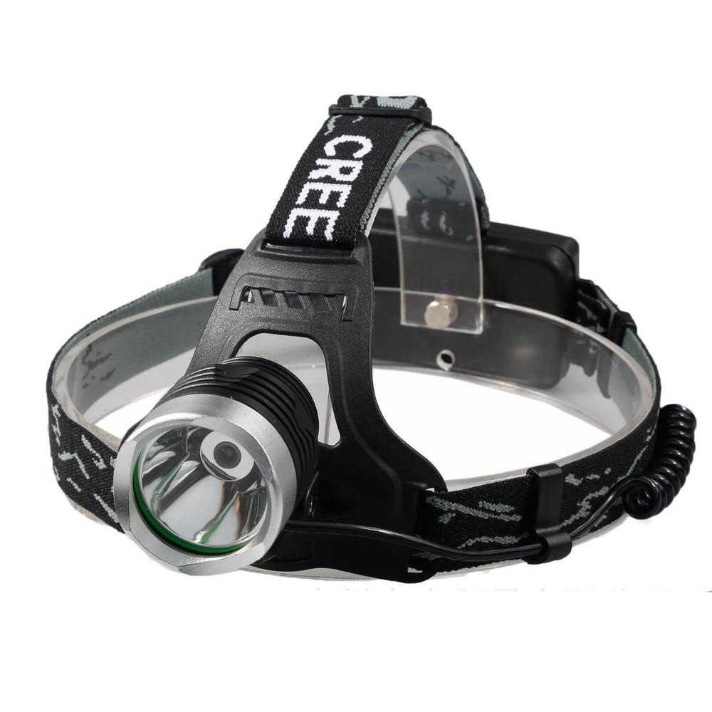 3800LM Waterproof CREE XM-L T6 3 Modes Brightness LED  Headlamp Headlight Head Lamp Light  For Outdoor Sport