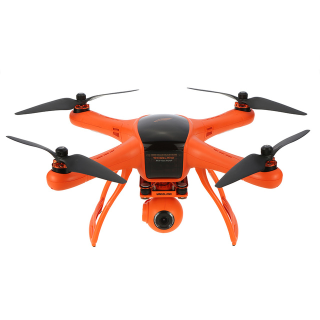 Wingsland Scarlet Minivet drone with camera 5.8G Quadcopter FPV GPS Drone with HD 1080P Camera,100% original  shipping with dhl 2