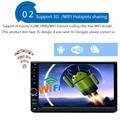 2 Din 7 дюймов Android 5.1 Dvd-плеер Автомобиля ПК Универсальный радио С GPS Навигацией Для Nissan X-trail, pdf Qashqai Стерео DVD