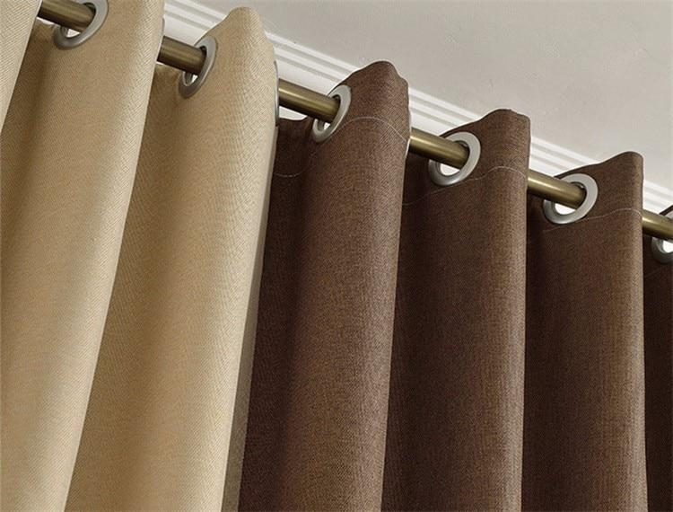 sombreamento simples sala de estar quarto produto personalizado costura cortina