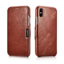 iPhone XS Luxury Leather