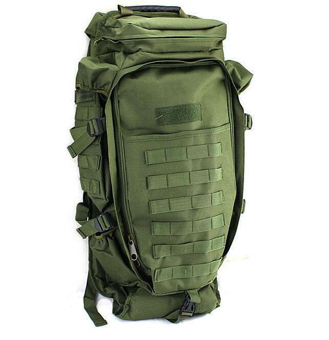 2017 Tactical Molle Backpack Hunting Army Multifunction Military Rifle Gun Bag Hiking Trekking Camping Camo Backpacks Accessory