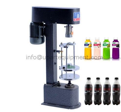 Портативный ручной колпачок машины для запечатывания тары/ручной пластиковой бутылки укупорочная машина
