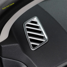 цена на Lapetus Dashboard Air Conditioning AC Vent Outlet Cover Trim ABS Fit For Mitsubishi Eclipse Cross 2018 2019