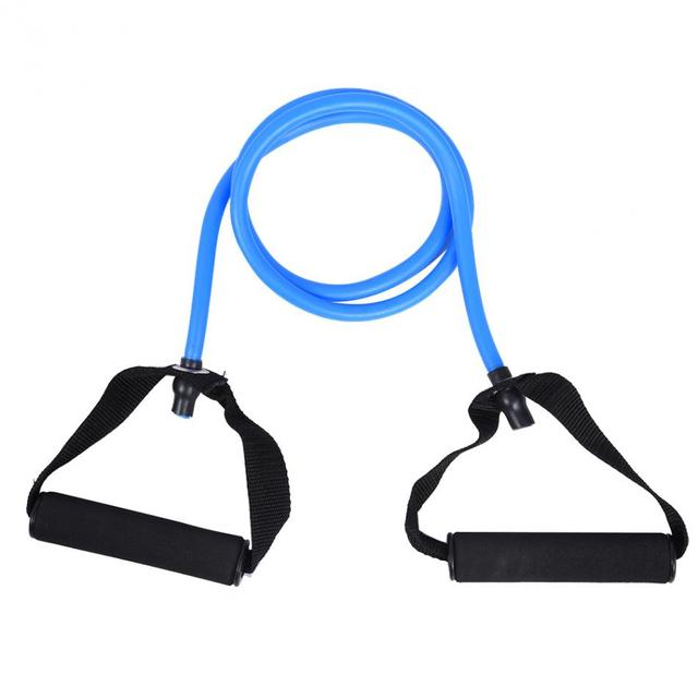 Pull Rope Fitness Exercises | Resistance Bands | Latex Tubes Pedal Excerciser Body Training