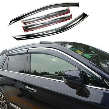 Parasol de ventana parasol protector solar 4 piezas para Subaru Outback 2015-2018