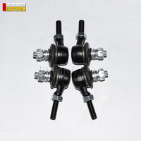 4 pieces steering tie rod end /ball joint for PGO250/250CC BUGGY