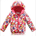 children duck down coat for Winter autumn clothes girls boys Hooded Jackets Baby boys winter outwear kids warmly clothes hotsale