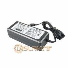 Ac de 52 v 2.7a 140 watts ao adaptador 100 240 v da fonte de alimentação da c.c. para o injetor do interruptor do ponto de entrada