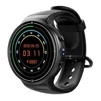 Bakeey I8 4G Смарт часы LTE 1,39 дюймов Погодная камера музыкальный плеер wifi gps Android 7,0 монитор сердечного ритма носимые устройства