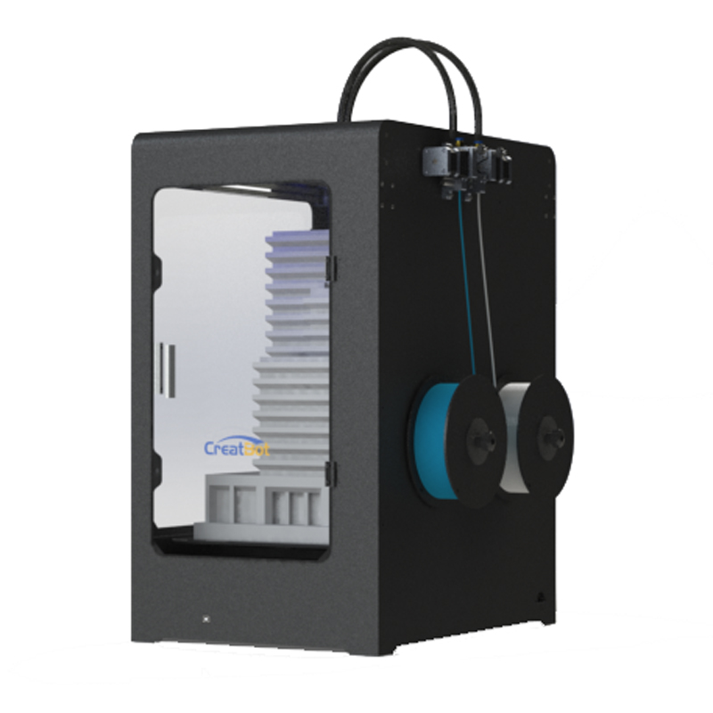 High Quality Precision large 3d Printer kit 400*300*520 mm with 2 - Office Electronics - Photo 3