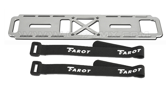 Tarot 700 Parts Metal Battery Mount TL70084 Tarot 700 RC Helicopter Spare Parts FreeTrack Shipping tarot 2 axis camera mount gyro zyx22 tarot multirotor spare parts freetrack shipping