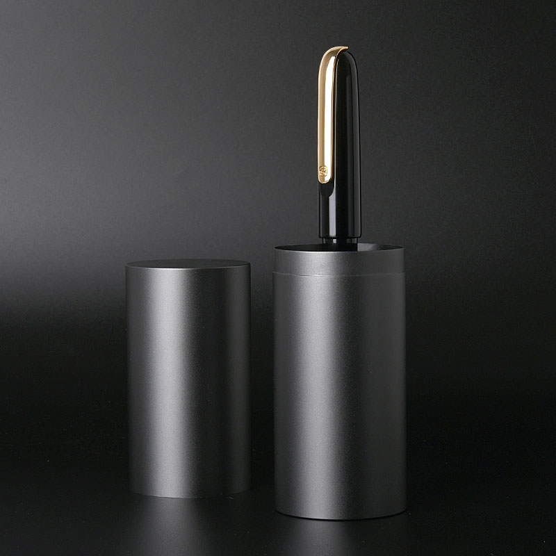 KACO MASTER 14K stylo plume avec porte-stylo et convertisseur en aluminium, pointe Fine 0.5mm Collection ensemble cadeau de bureau d'affaires