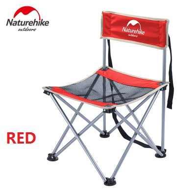 Naturehike Сверхлегкий складной стул сиденье для кемпинга отдыха кресло для пикника, пляжа рыболовные инструменты кемпинг складной стул