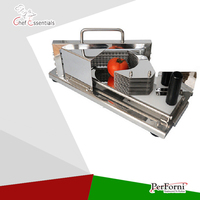 BPLH HT4 Manual tomato cutter Stainless steel vegetable slicers easy operation hamburger salad