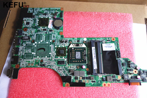 595135-001 suitable for hp DV6-3000 laptop motherboard DV6Z-3200 PC system board DA0LX8MB6D1+free cpu