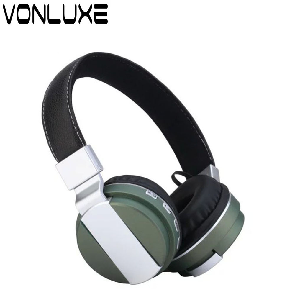 Foldable Bluetooth Headphones Bluetooth Headset Wireless Headphones Sport Earphone For IPhone