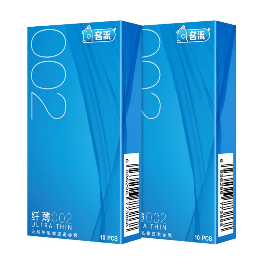 Mingliu 10pcs Ultra Thin Condones High Quality Penis Sleeve Intimate Condoms Kondom Adult Penis Delay Ring Sex Toy for Men