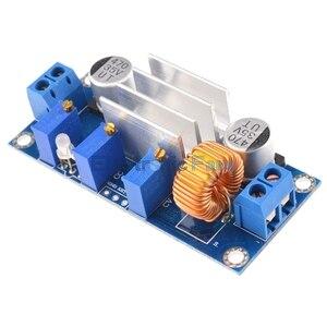 Image 2 - 5 sztuk/partia 5A Max DC DC XL4005 Step Down buck moduł zasilający regulowany CC/CV litowo ładowania pokładzie dla Arduino Standard