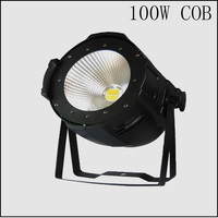 par led 100W COB 2IN1 warm white and White DMX512 LED party Stage Lighting Projector led par strobe light