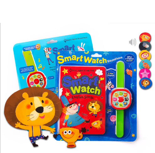 3D Touch Screen Smart Watch Early Education Watch Learning Machine Voice watch Toy over 3 years old