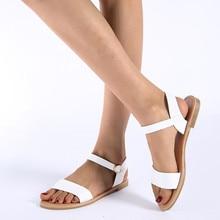 Г., модные однотонные повседневные летние сандалии с открытым носком в римском стиле с пряжкой разноцветные уличные сандалии с открытым носком на выбор Лидер продаж, A3071
