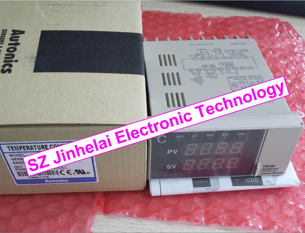 TZ4W-14R, TZ4W-14C, TZ4W-14S New and original AUTONICS Temperature controller 100-240VAC цены