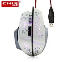 Rato do computador do jogo rato óptico ergonômico gamer prendido 1600 dpi usb bloody 7 botão pc ratos com led retroiluminado para o portátil
