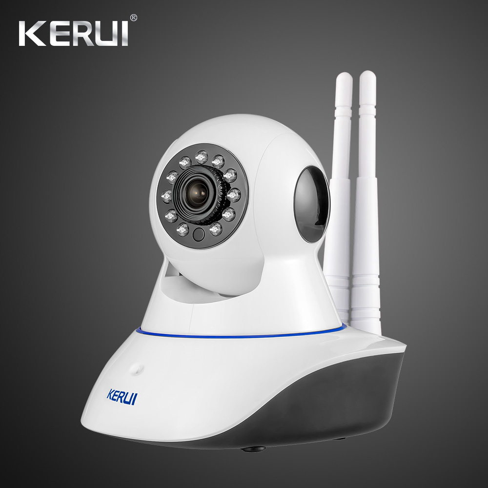Wifi Ip Camera Iso Android App Remote Control Home Alarm System