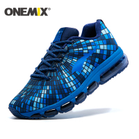 ONEMIX 2017 cushion sneaker original zapatos de hombre male athletic outdoor sport shoes male running shoes size 39 46