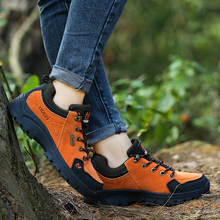 2019 Thestron Couples Hiking Shoes Comfortable Walking Sneakers Autumn Winter Mens Trekking Army Green Women Camping