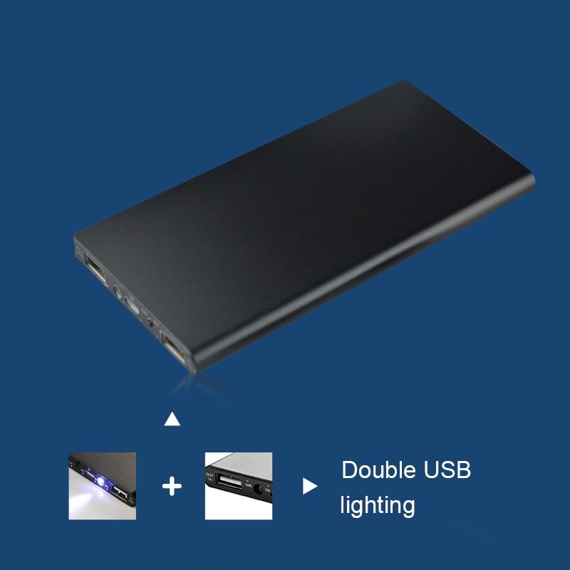 imágenes para Banco de la energía 7500 mAh Ultra Thin Batería Li-ion PowerBank Externo Portátil para el iphone 6 para Samsung Tablet