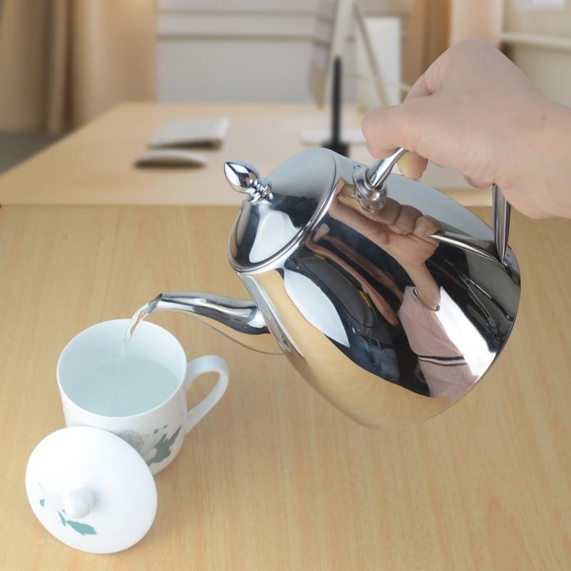 Sanqia 1200 ml gaya baru stainless steel botol air ketel air, Panci - Dapur, ruang makan, dan bar - Foto 4