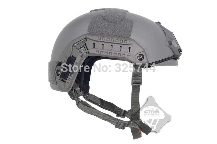 Casco táctico marítimo FMA casco FG (M/L) Versión de fibra de aramid 1:1