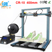 Steel Body,linear information rail for XZY axix,Excessive High quality Precision Prusa I3 plus Creality 3d CR-10 400*400* 3d printer DIY equipment